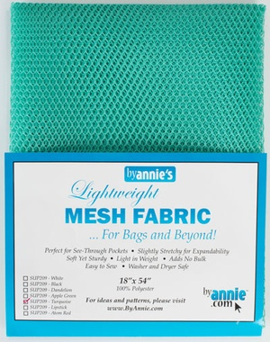 Mesh for Handbags/Organizers - By Annie