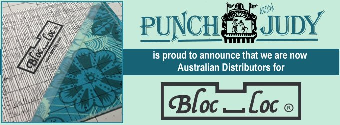 Punch with Judy Australian Distributors for Bloc_Loc