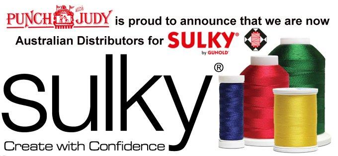 Australian Distributors for Sulky