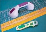 Suction Handles and Adhesive Grippers for Rulers & Templates