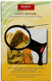 Bohin Magnifier with Neck Cord