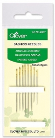 Sashico Needles by Clover
