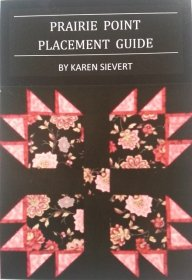 Prairie Point Placement Guide by Karen Sievert