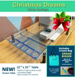 Christmas Dreams Table Package
