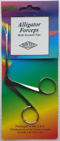 Alligator Forceps 3½ inch from Havel's - 31007