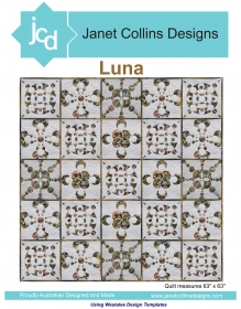 Luna Book by Janet Collins