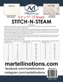 Martelli Stitch-N-Steam