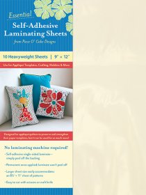 Essential Self Adhesive Laminating Sheets