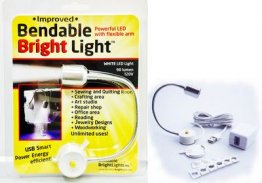 Bendable Bright Light - New Version