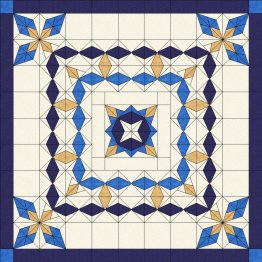 Westalee Constellation Quilt Online Classes