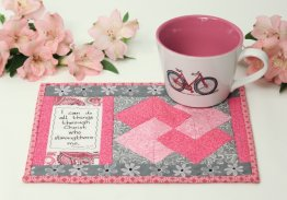 Inspirational Mug Mats - Spiritual - June Tailor