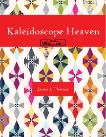 Kaleidoscope Heaven Book by Janna Thomas