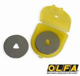 45mm Olfa Rotary Cutter Replacement Blades