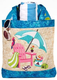 My Beach Bag - Sweet Season Quilts
