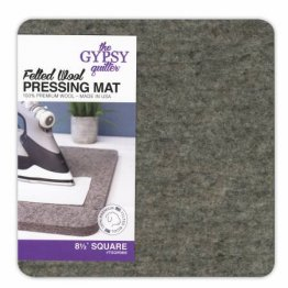 Wool Pressing Mat 8.5 x 8.5 by The Gypsy Quilter