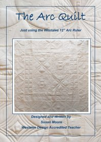 The Arc Quilt Pattern by Susan Moore