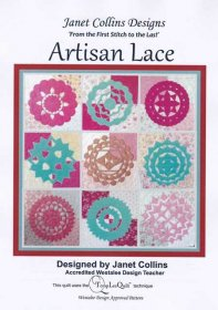 Artisan Lace Book - Janet Collins Designs