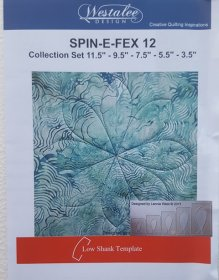 Westalee - Spin-e-fex No.12 Collection Set