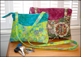Julie's Just Right Bag Pattern - Sweet Season Quilts