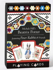 Beatrix Potter Playing Cards by Michele Hill