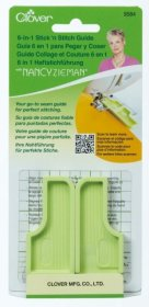 6-in-1 Stick 'n Stitch Guide by Nancy Zieman for Clover