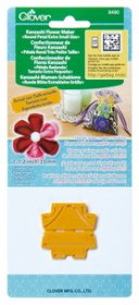 Kanzashi Flower Maker Round Petal Extra Small by Clover