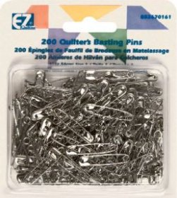 EZ Quilter's Basting Safety Pins