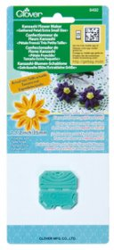Kanzashi Flower Maker Gathered Petal Extra Small by Clover