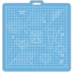 June Tailor Quilting Mate with Templates Mat