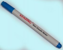 Water Erasable Marker by Kearing