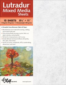 Lutradur® Mixed Media Sheets
