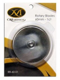 Ergo Rotary Cutter 60mm Replacement Blades