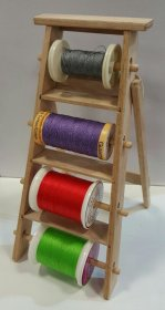 Ladder Cotton Reel Holder