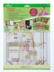 Trace 'n Create Templates E-Tablet & Paper Tablet Keepers 2.0 by Clover