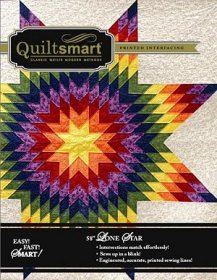 "58"" Lone Star  Classic Pack by Quiltsmart"