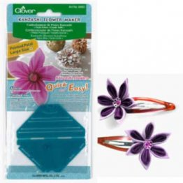 Kanzashi Flower Maker Pointed Petal Large by Clover