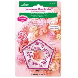 Sweetheart Rose Maker Medium by Clover