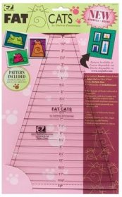 Easy Fat Cats Tool by Darlene Zimmerman