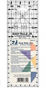 Easy Rule Jr. 3.5 inch x 9.5 inch