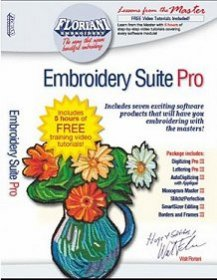 Floriana Embroidery Suite Pro