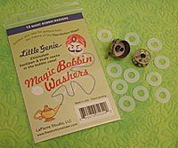 Little Genie Magic Bobbin Washers ™