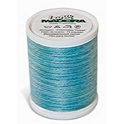 Madeira Lana Wool Embroidery Thread - Variegated