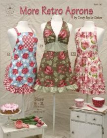 More Retro Aprons by Cindy Taylor Oates