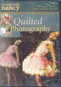 Quilted Photography DVD