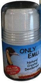 Only Emu Natural Crystal Deodorant