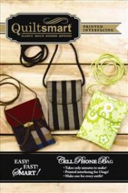 Cell Phone Bag - Quiltsmart Fun Bag