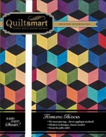 Tumbling Blocks Classic Kit by Quiltsmart