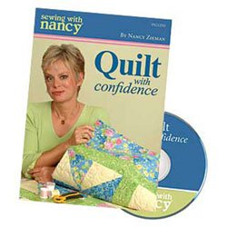 Quilt with Confidence DVD
