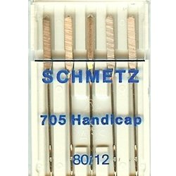 Schmetz Handicap (Self-Threading) Needles