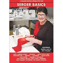 Serger Basics DVD
